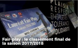 Alors que le rideau se lève : et si on parlait fair-play ?