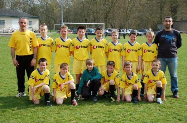 Benjamins Saison 2008 / 2009
