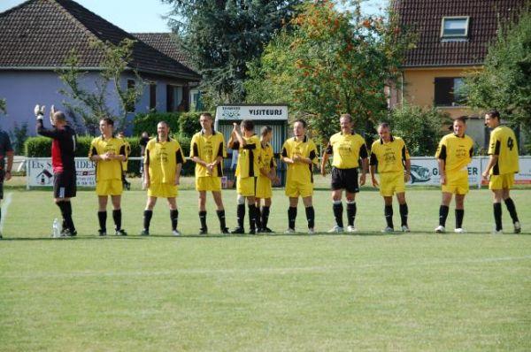 Equipe reserve 2008 / 2009