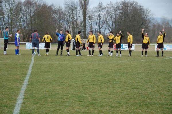 Séniors 2 Saison 2008 / 2009