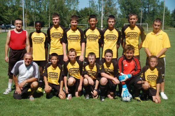 U 15 Saison 2009/2010