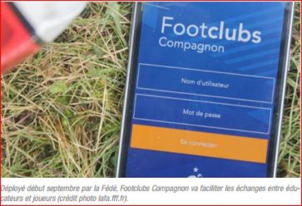 La page du Jeudi : Footclubs Compagnon