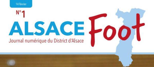 Le retour de l'Alsace Foot