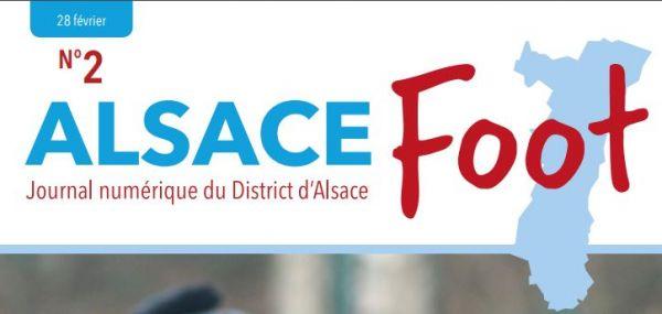 Alsace Foot n° 2