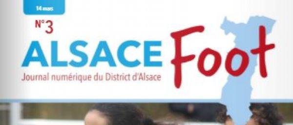Alsace Foot n° 3