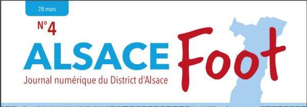 Alsace Foot n° 4