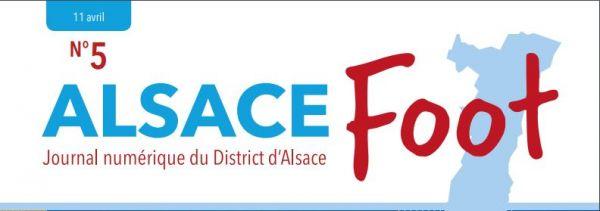 Alsace Foot n° 5