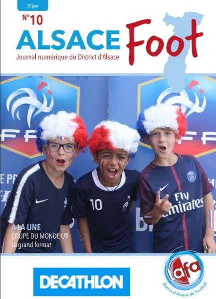 Alsace Foot n° 10