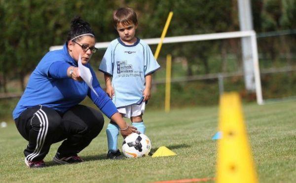 Recherche éducateurs pour l'école de foot