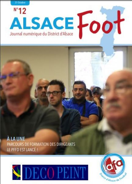 Alsace Foot Octobre 2018