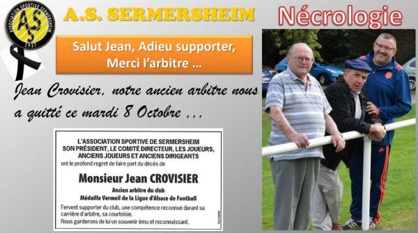 Adieu Jean !